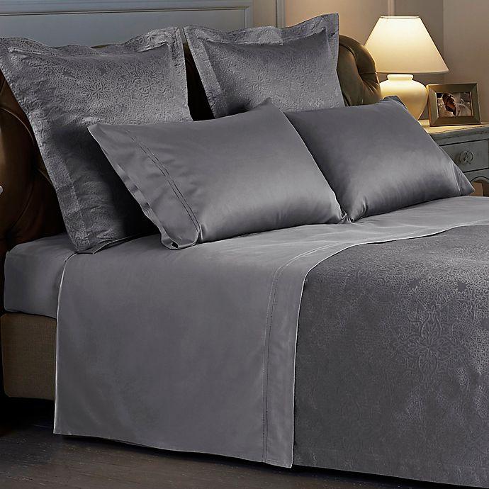Alternate image 1 for Frette At Home Arabesque Pillowcase
