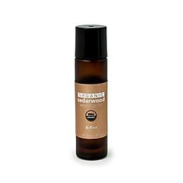 USDA Organic Aromasource Cedar Wood Essential Oil
