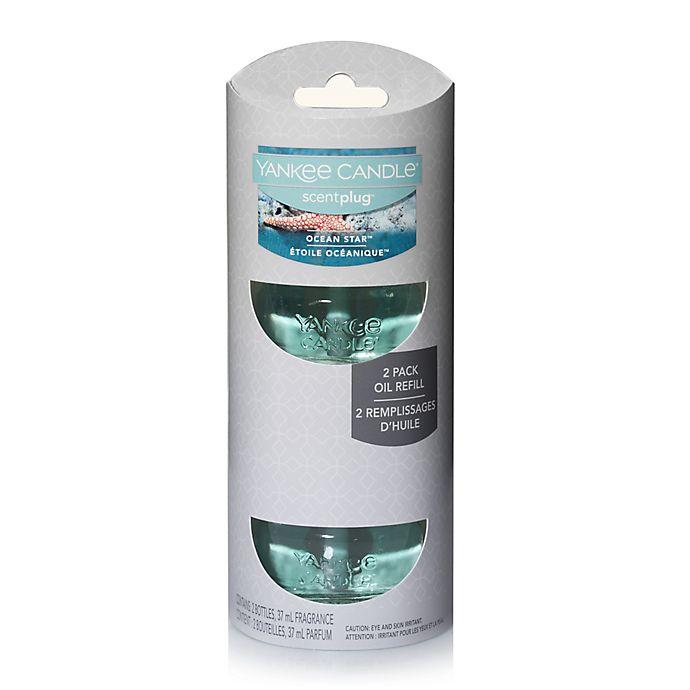 Alternate image 1 for Yankee Candle® Ocean Start Scentplug® Refill (Set of 2)