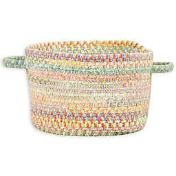 Capel Rugs Baby's Breath Braided Basket