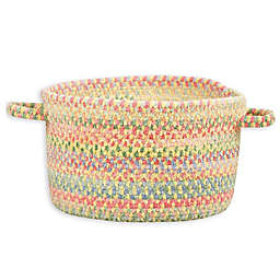 Capel Rugs Baby's Breath Braided Basket