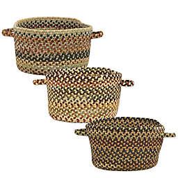 Capel Rugs Bangor Braided Basket