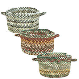 Capel Rugs Sherwood Forest Braided Basket