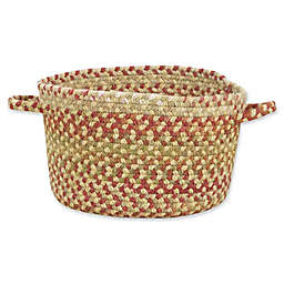 Capel Rugs Manchester Braided Basket