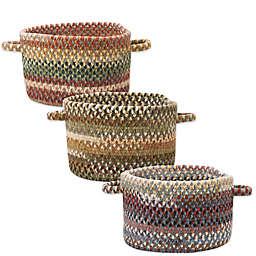 Capel Rugs Eaton Braided Basket