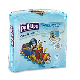 Pull-Ups® Cool and Learn Jumbo 22-Count Disposable Boy's 3T in 4T Training Pants