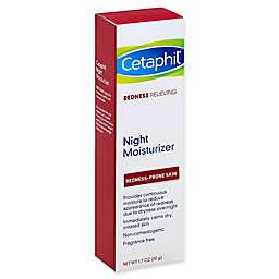 Cetaphil® 1.7 oz. Redness Relieving Night Moisturizer Tube
