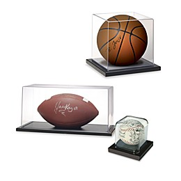 Sports Ball Display Case
