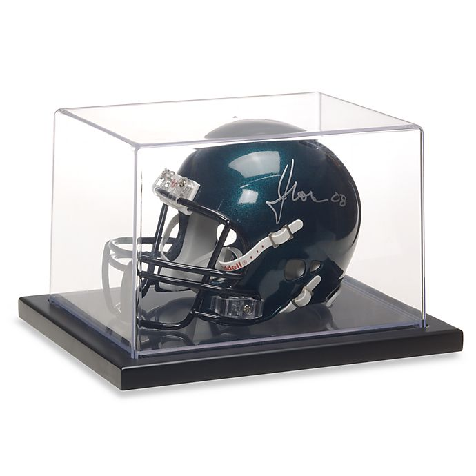 Alternate image 1 for Mini Helmet Display Case
