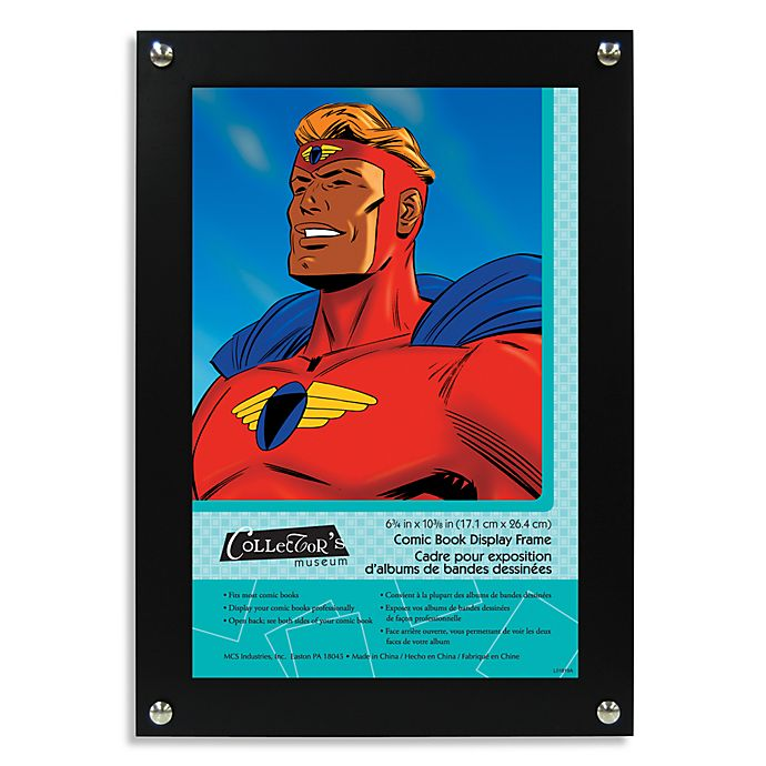 Alternate image 1 for Comic Book Display Frame