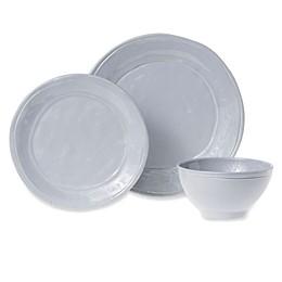 viva by VIETRI Fresh Dinnerware Collection in Grey