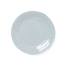 viva by VIETRI Fresh Dinner Plate in Grey