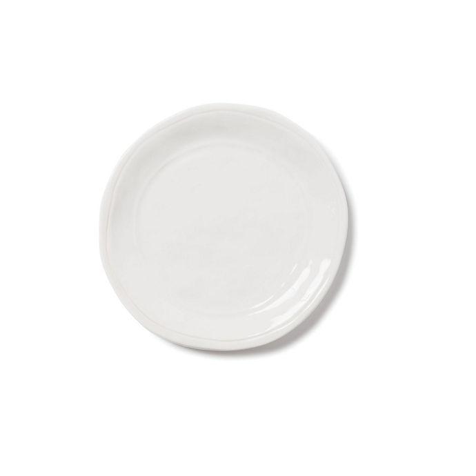 Alternate image 1 for viva by VIETRI Fresh Salad Plate in White