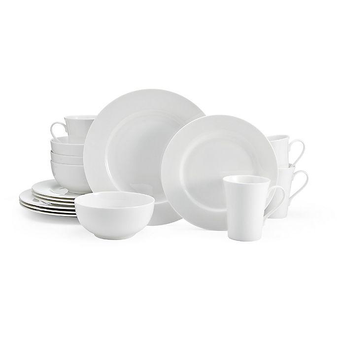 Alternate image 1 for Mikasa® Delray 16-Piece Dinnerware Set