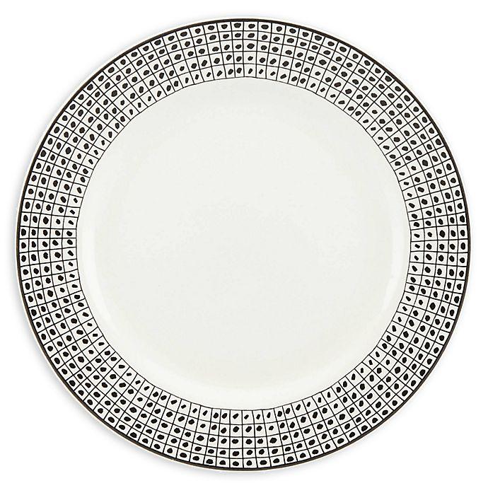 Alternate image 1 for Lenox® Around the Table Dot Dinner Plate