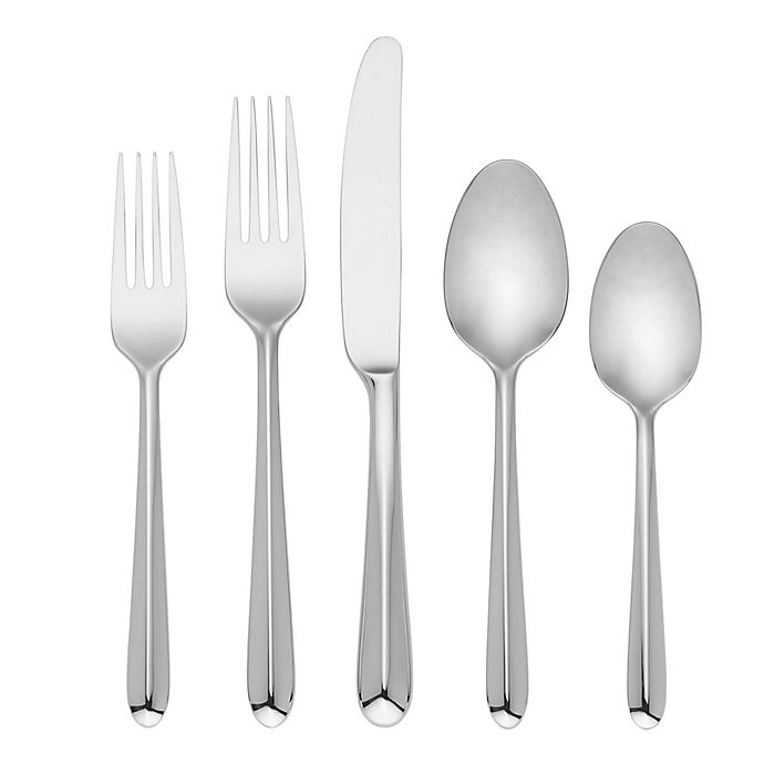 Alternate image 1 for kate spade new york Paledale Street 5-Piece Flatware Place Setting