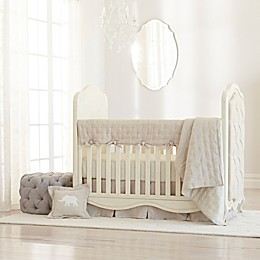 Just Born® Keepsake Linen Crib Bedding Collection in Flax