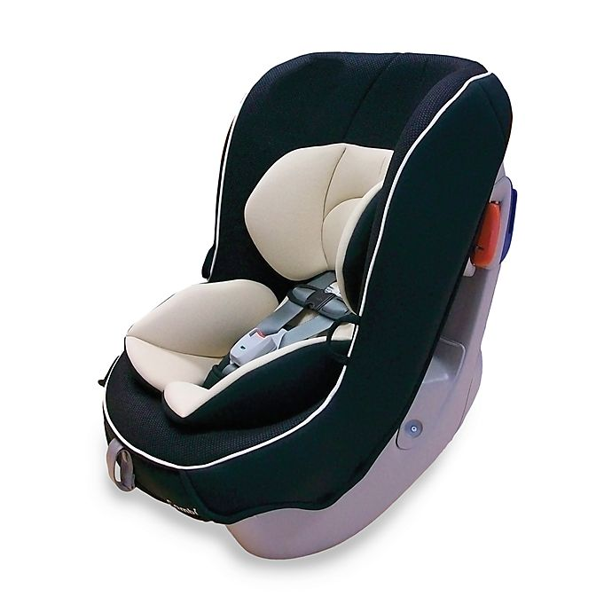 Alternate image 1 for Combi® Coccoro Convertible Car Seat in Licorice