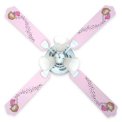 Fairy Princess Ceiling Fan By Sweet Pea Gallery Bed Bath