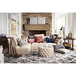 Rustic Comfort Living Room