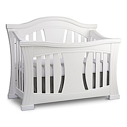 Baby Appleseed® Palisade 4-in-1 Convertible Crib in Pure White