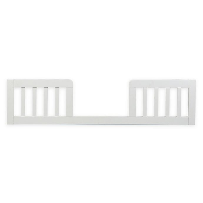 Alternate image 1 for Baby Appleseed® Deluxe Toddler Rail in Pure White