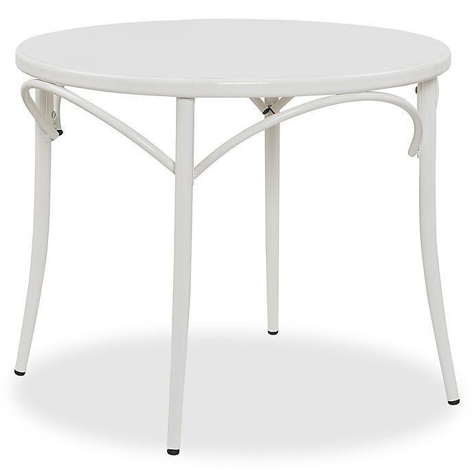 Alternate image 1 for Ellie™ Kids Bistro Table in White