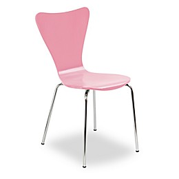 Legare® Bent Plywood Chair in Pink