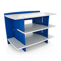 Legare Race Car Collection Gaming Stand in Blue
