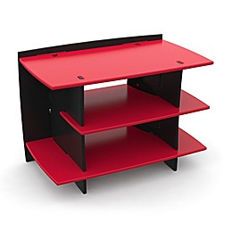 Legare Race Car Collection Gaming Stand in Red
