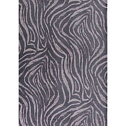 KAS Retreat Sahara 1-Foot 6-Inch x 2-Foot 6-Inch Accent Rug in Charcoal