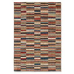 Mohawk Home Squared Up Area Rug in Multi