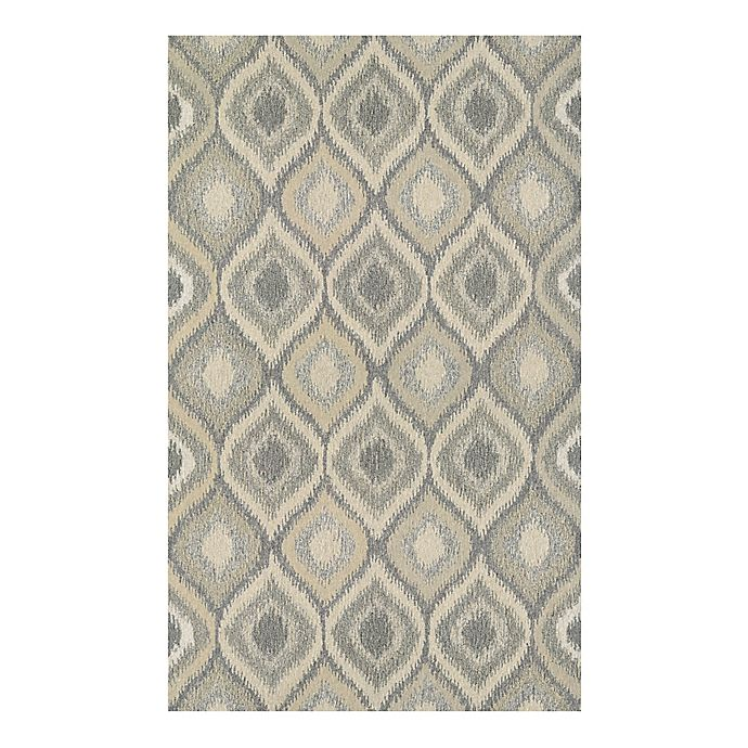 Alternate image 1 for Couristan 3-Foot 6-Inch x 5-Foot 6-Inch Super Indo Naturals Ridley Area Rug in Cream