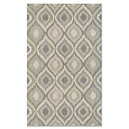Couristan Super Indo Naturals Ridley Rug in Cream