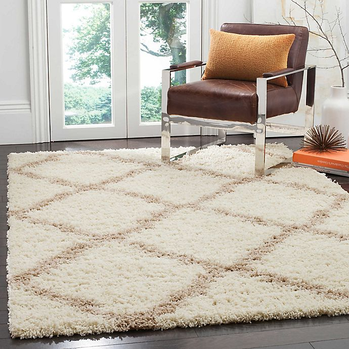 Alternate image 1 for Safavieh Dallas Shag Rug