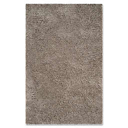 Safavieh Florence 5-Foot x 8-Foot Shag Area Rug in Silver