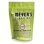 Mrs. Meyer's® 20-Pack Clean Day Auto Dishwashing Packs in Lemon