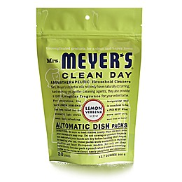 Mrs. Meyer's® 20-Pack Clean Day Auto Dishwashing Packs in Lemon