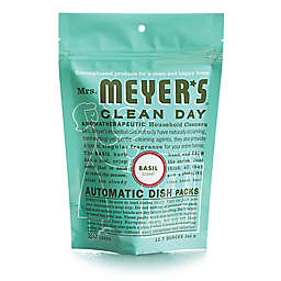 Mrs. Meyer's® 20-Pack Clean Day Auto Dishwashing Packs in Basil