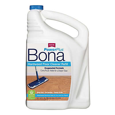 Bona® PowerPlus® 160 oz. Hardwood Floor Deep Cleaner Refill