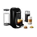 Nespresso® by Breville® VertuoPlus Deluxe Coffee and Espresso Maker Bundle in Black