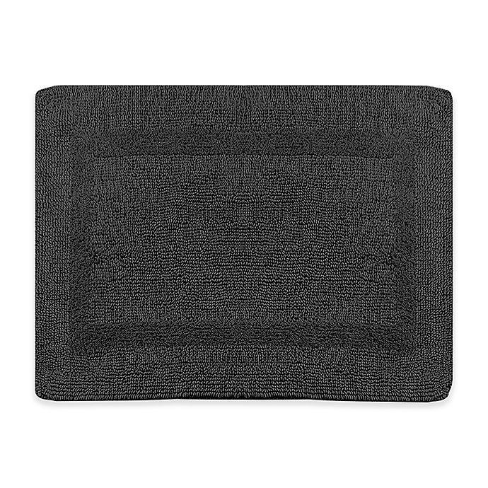 Wamsutta 174 Cotton 21 Inch X 34 Inch Reversible Bath Rug