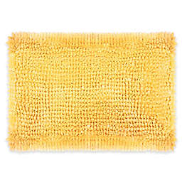 Laura Ashley® Butter Chenille Bath Rug