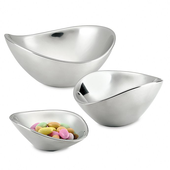 Alternate image 1 for Nambe Butterfly Bowl
