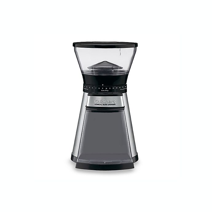 Alternate image 1 for Cuisinart® Programmable Conical Burr Mill