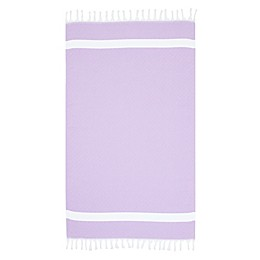 Linum Home Textiles Diamond Pestemal Beach Towel