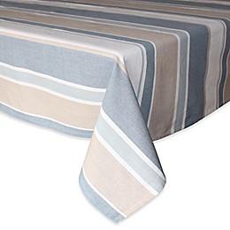 Park B. Smith® Julian Stripe Tablecloth in Blue