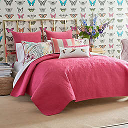 Harlequin Paradise Coverlet