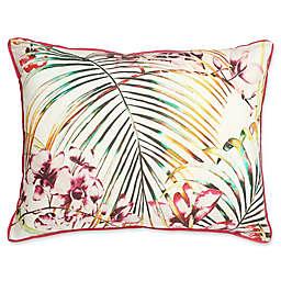 Harlequin Paradise Pillow Sham