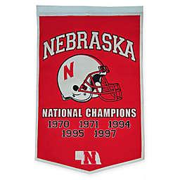 University of Nebraska Dynasty Banner